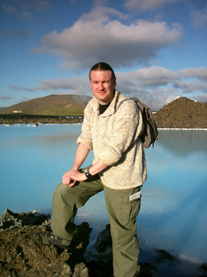 Lyall in Iceland